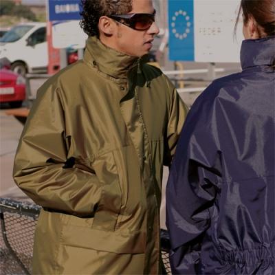 Chaqueta impermeable forro - Vestuario de trabajo - Valencia
