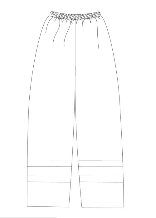 pantalon reflectante EN471-94-2H alta vilibilidad