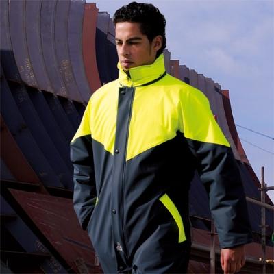 Buzo acolchado cintura elástica - Vestuario técnico de trabajo - Valencia