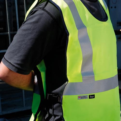 54449fbebda Peto reflectante - Vestuario de trabajo - Crisan laboral - Valencia