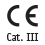 Normativa seguridad CE III