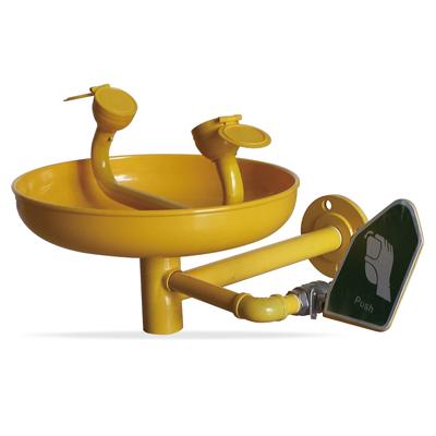 EPIs equipos proteccion individual duchas lava ojos