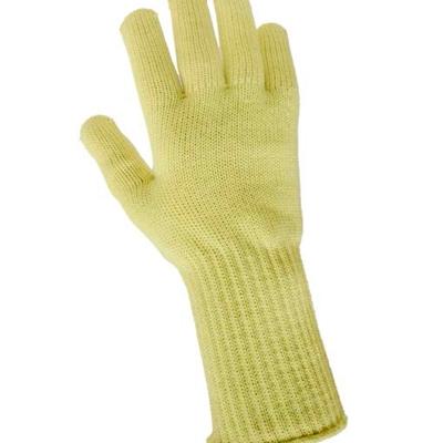 Guantes de punto Kevlar® sin costuras con forro de algodón