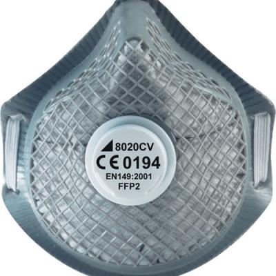 Mascarillas respiratorias dacar - partículas FFP2W - EPIs - Valencia