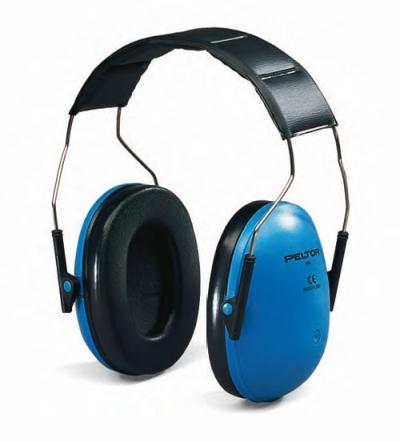 Orejeras atenuación baja - Protección auditiva - EPIs - Valencia
