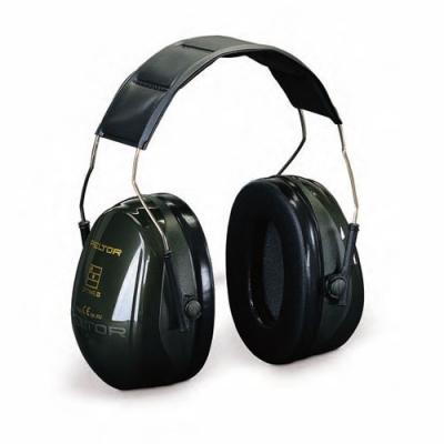 Orejeras optime atenuación alta - Protección auditiva - EPIs - Valencia