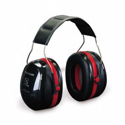Orejeras Optime III atenuación máxima - Protección auditiva - EPIs Valencia