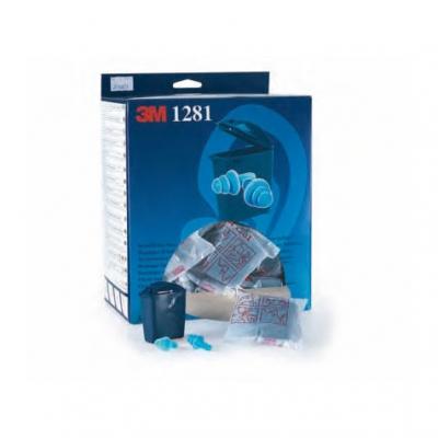 Tapónes oídos atenuación baja - Protector auditivo - EPIs