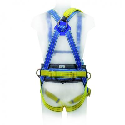 Arnés de seguridad anticaídas LP4 - protección en altura