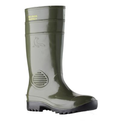 Calzado de seguridad - Botas de agua segur oliva
