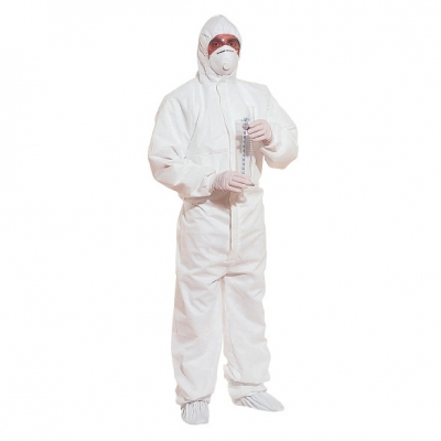 Buzo capucha elástica - Vestuario laboral