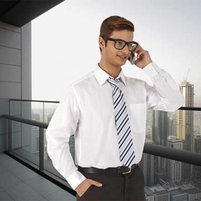 Camisa popelín hombre manga larga - Ropa Laboral
