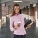 Camisa popelín mujer manga larga - Ropa Laboral