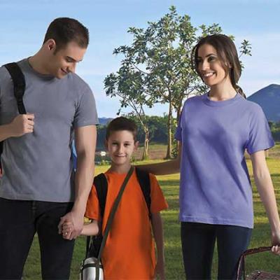 Camiseta básica colores - Ropa laboral - Valencia