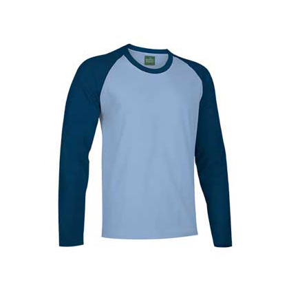 3445500a0b3 Camiseta ranglan manga larga - Ropa Laboral y Vestuario de Trabajo -  Valencia
