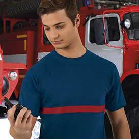 Camiseta basica servicios - Ropa laboral - Valencia