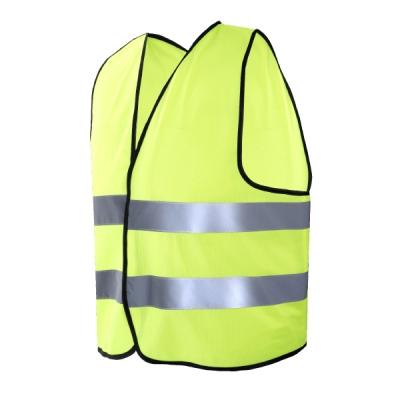 Chaleco reflectante tráfico - Ropa laboral alta visibilidad amarillo - Valencia