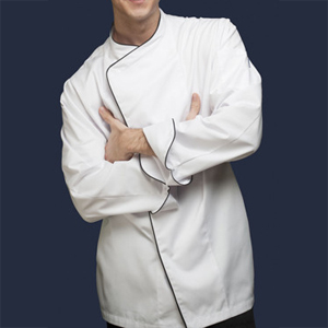 Chaqueta cocina coolmax- Uniforme corporativo - Ropa laboral