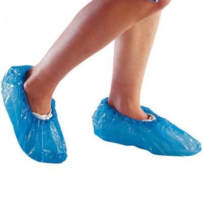 Cubrezapatos desechable para visitantes - vestuario de trabajo