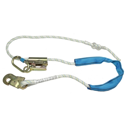 Cuerda de posicionamiento semiestática ø12 mm - Protección en altura - Crisan Ropa Laboral y Calzado de Seguridad - Valencia