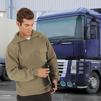 Jersey reforzado driver - Ropa laboral y vestuario de trabajo
