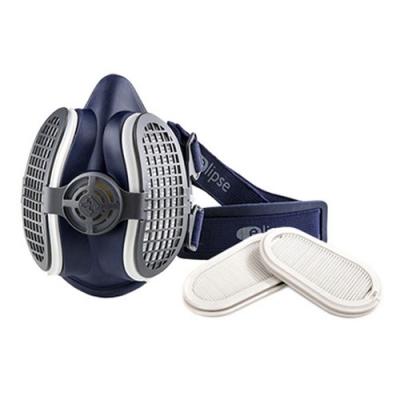 Semimáscara respiratoria con filtros P3