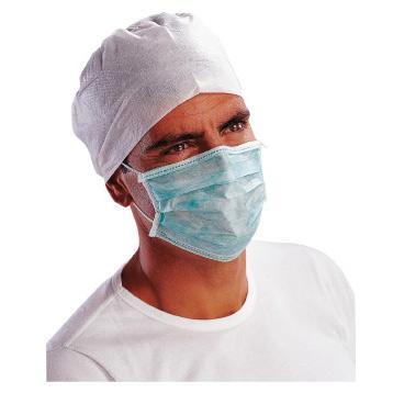 Mascarilla desechable tipo médico