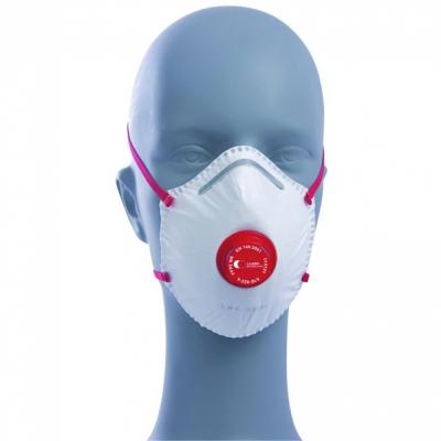 Mascarillas respiratorias moldeadas - partículas FFP2 - EPIs - Valencia