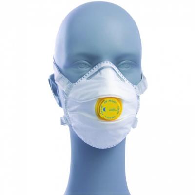 Mascarillas respiratorias moldeadas - partículas FFP3 - EPIs - Valencia