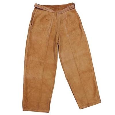 Pantalón serraje crupón (calidad extra), cierre con velcro.