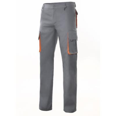 Pantalón multibolsillos bicolor - Ropa laboral Valencia