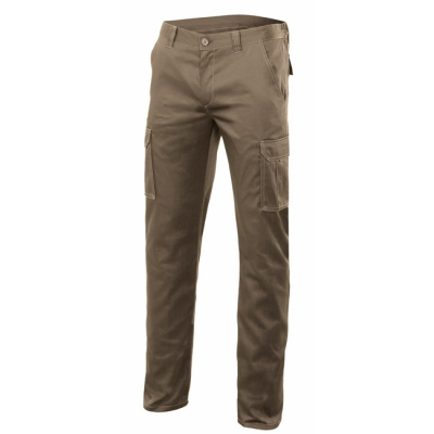 Pantalón multibolsillos elástico - Ropa laboral