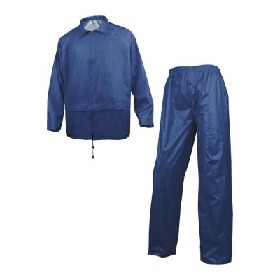 Conjunto de lluvia chaqueta y pantalón