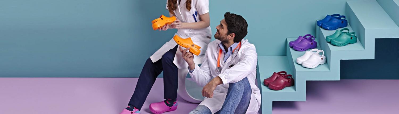 ropa laboral vestuario trabajo calzado seguridad corporativo