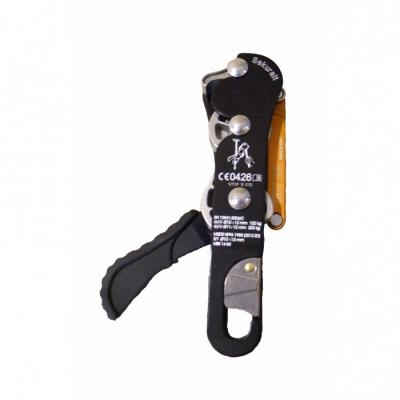 Descensor para cuerda de ø10,5-12,5mm fabricado en aleación de aluminio