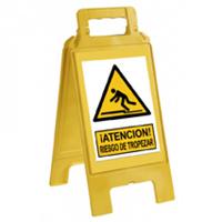 Advertencias de suelo