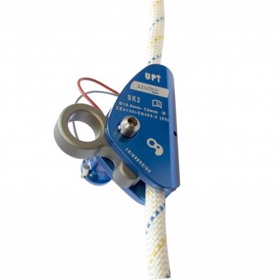 Sistema anticaídas sobre cuerda - Protección en altura - Valencia