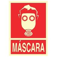 Señal máscara - Señales de extinción