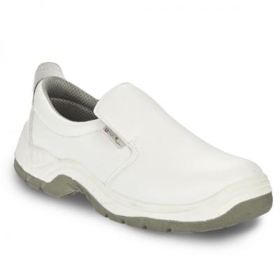 Zapato de Trabajo de Seguridad ligero y flexible J´Hayber New Nevada Blanco
