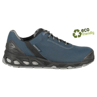 Zapatillas de seguridad ecológicas Hertz blue