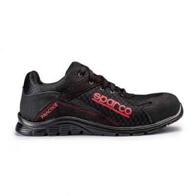 calzado de seguridad S1-P negro