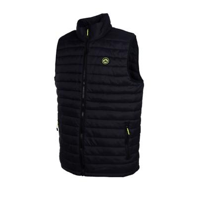 Chaleco negro j´hayber montreal ropa laboral