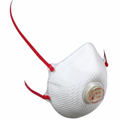 Mascarilla protección respiratoria IRUDEK